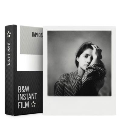 I-typ film svart-vit