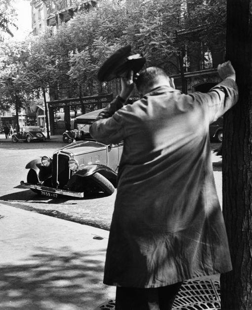 Tore Johnsson, Paris 1948-58.