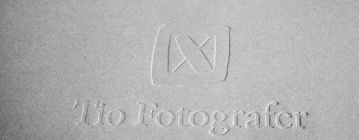 mappen Tio Fotografer, logo
